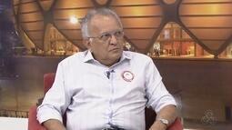 Diretor-presidente da FVS-AM fala sobre combate ao Aedes