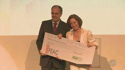 G1 e EPTV vencem categorias do prêmio Feac de jornalismo em Campinas