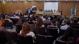 Encontro reúne peritos criminais em Campo Grande