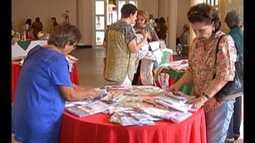 Casa de Idosos Pão de Santo Antõnio promove bazar, em Belém