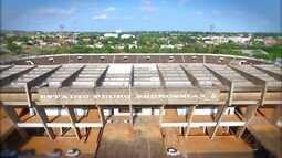 Estádio Morenão passa por reforma em Campo Grande