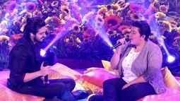 Luan Santana fecha o 'Caldeirão' cantando ' Mesmo sem Estar'