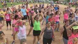 Evento incentiva a prática de exercícios e cuidados com a saúde em Indaiatuba