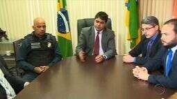 Trabalho da Força Nacional em Sergipe é tema de reunião