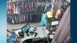 Loja de material esportivo foi assaltada no bairro Cidade da Esperança em Natal