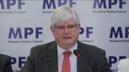 Rodrigo Janot defende as dez medidas contra corrupção