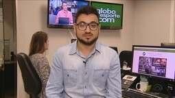 Sucessão na FCF é destaque no Globoesporte.com; veja no #GenoGe