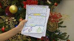 Mais de 200 cartinhas de Natal ainda podem ser adotadas em Maringá