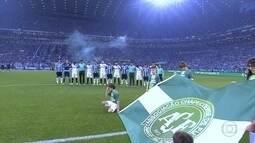 Atlético-MG e Grêmio decidiram título da Copa do Brasil em jogo com raça e homenagem