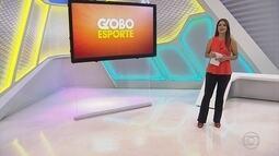 Globo Esporte MG - programa de quinta-feira, 08/12/2016 - primeiro bloco na íntegra