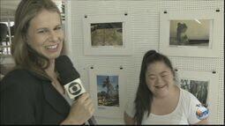 Exposição em São Carlos reúne fotos feitas por pessoas com deficiência
