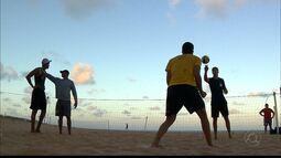 Paraibanos começam bem a temporada 2016/2017 do vôlei de praia brasileiro