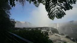 Meu Paraná de amanhã conta a história de Santos Dumont e as Cataratas do Iguaçu