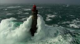 Mar na Bretanha é considerado um dos mais perigosos do mundo