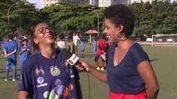 Rafaela Silva, ouro no Rio 2016, diz que vai voltar a competir em fevereiro