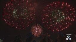 Procura por fogos de artifícios em Ariquemes aumenta após o Natal