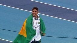 Lauter Nogueira faz um resumo da participação de Thiago Braz na Rio 2016