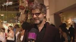 Acompanhe a entrevista com diretor Luiz Fernando Carvalho.