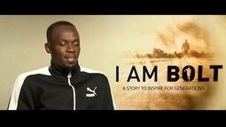 """Usain Bolt revela desejo de interpretar o herói """"Flash"""" no cinema"""