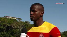Vitória na TV - Conversa com o goleiro Caíque da Seleção Brasileira Sub-20;