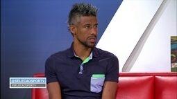 Léo Moura diz que se precipitou em sair do Flamengo e sonha encerrar a carreira no clube
