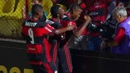 Os gols de Flamengo 3 x 0 São Caetano pela 3ª fase da Copa SP de Futebol Junior