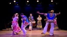 Reprise: Grupo 'Coco da Gente' pesquisa a riqueza da cultura popular brasileira