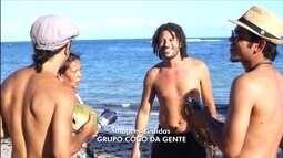 Reprise: 'Coco da Gente' percorre o Nordeste brasileiro para pesquisar ritmos