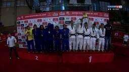 Brasil vence a Colômbia no Desafio Internacional de Judô 2017