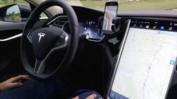 Veículo que dirige sozinho é próxima revolução da indústria automotiva