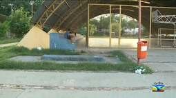 Frequentadores de parque em São Luís reclamam de falta de infraestrutura