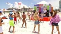 Projeto 'Estação Verão' conta com atividades físicas e entretenimento
