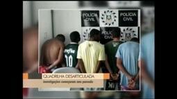 Quadrilha que comandava tráfico de drogas em Rio Grande, RS, é desarticulada