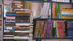 JPB mostra como economizar na compra de livros didáticos