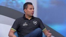 """Jair Ventura elogia Montillo: """"Está fininho"""""""