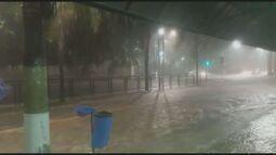 Chuvas fortes atingem região de Campinas na madrugada dessa terça (17)