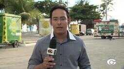 Vendedores de Food Trucks que ficam no Alagoinhas vão ter que deixar o local