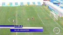 Bragantino está nas quartas de final da Copa São Paulo