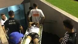 Botafogo-PB contabiliza três baixas por contusões nas três primeiras rodadas do Paraibano