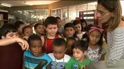 Projeto estimula crianças a se tornarem adultos com mais facilidade em se comunicar