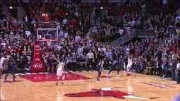 Melhores momentos: Dallas Mavericks 99 x 98 Chicago Bulls pela NBA