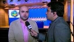 """""""É uma causa muito nobre"""", diz Manoel Flores sobre amistoso entre Brasil e Colômbia"""