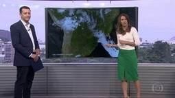 Rio tem previsão de chuva forte para esta quinta (19)