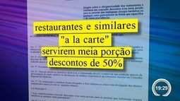 Projeto em São José quer que quem fez cirurgia bariátrica tenha desconto em restaurantes