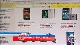 É preciso cuidado na hora de fazer compras online