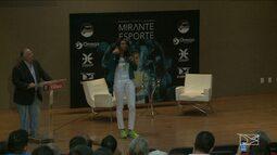 Troféu Mirante Esporte abre com palestra de Iziane