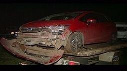 Trio é detido suspeito de agredir cadeirante durante assalto em Goiás