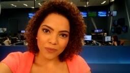 Suéllen Rosim traz os destaques do TEM Notícias desta sexta-feira