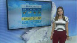 Confira a previsão do tempo para este sábado (21) na região de Ribeirão Preto