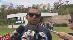 Carlos Alberto Silva, técnico campeão brasileiro com o Guarani, é enterrado em MG